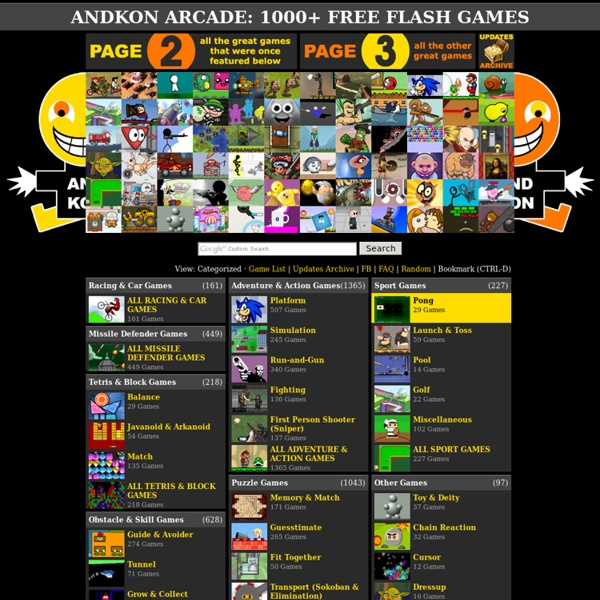 1000 Games - 1000 Free Games To Play Online, Car Games
