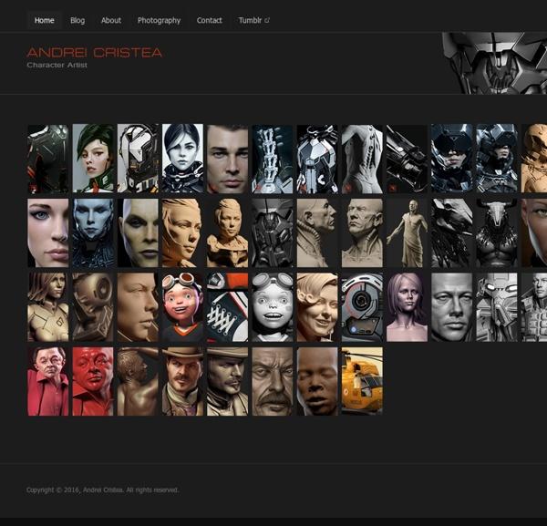 3D graphics - Andrei Cristea