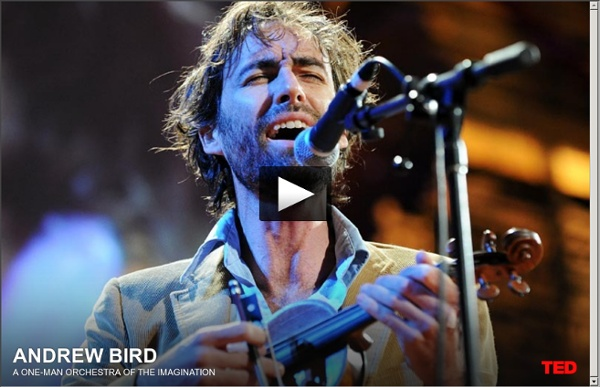 Andrew Bird's one-man orchestra of the imagination
