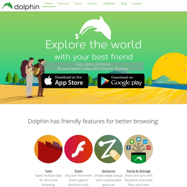 Dolphin Browser™