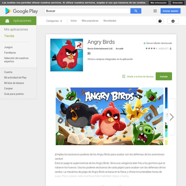 Angry Birds | Pearltrees