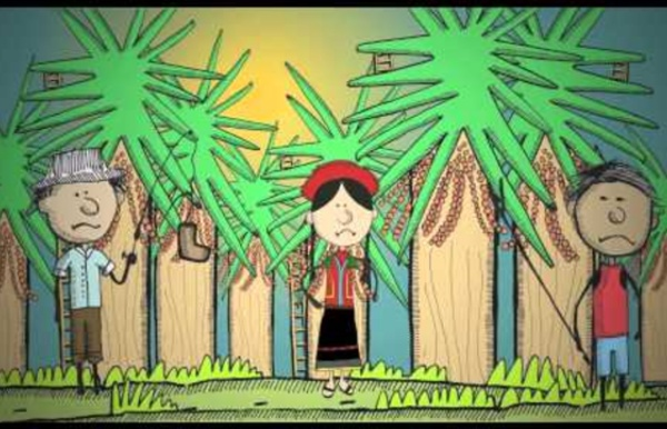 ¿Qué es lo que pasará? - Video de animación sobre cambio climático en el Perú