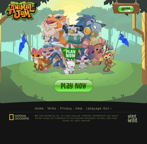 Animal Jam - Animal Jam - Meet friends, adopt pets, and play wild!