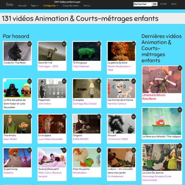 Animation & Courts-métrages