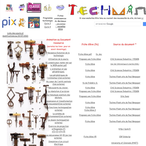 TechMania, ligne n°133