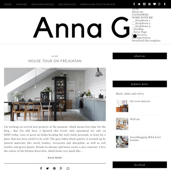 La maison d'Anna G.
