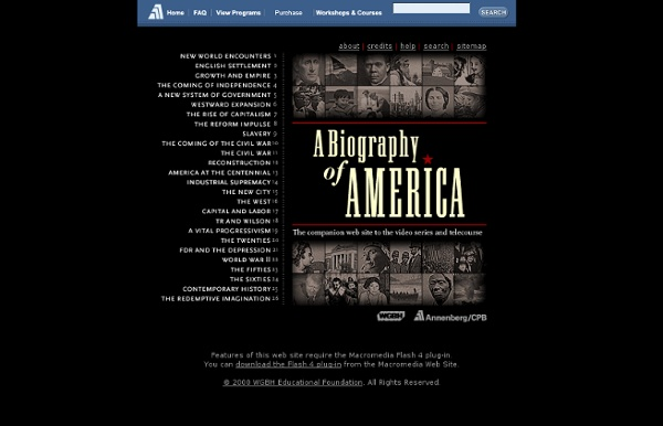 Annenberg Media - A Biography of America