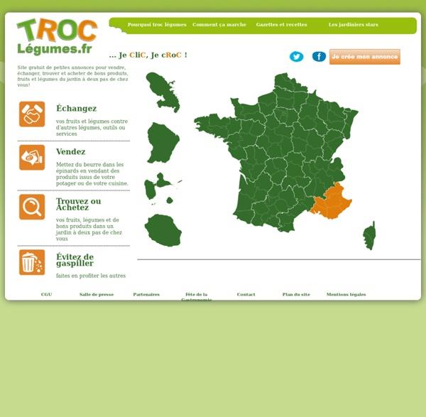 Troc-légumes.fr