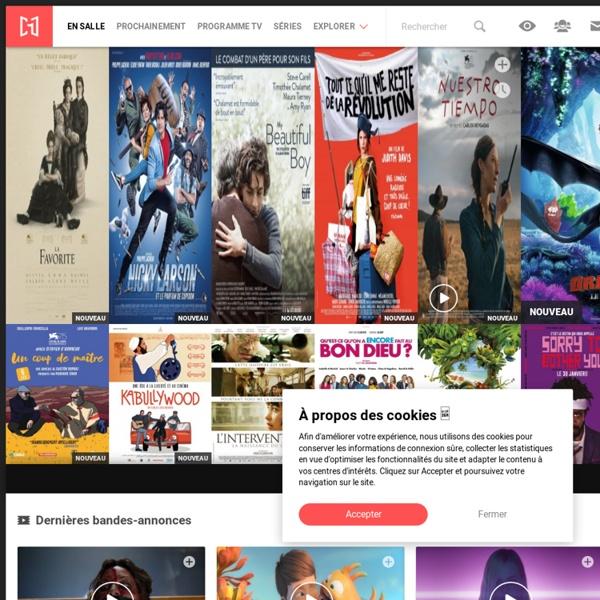Films, bandes-annonces et séances - Cinémur