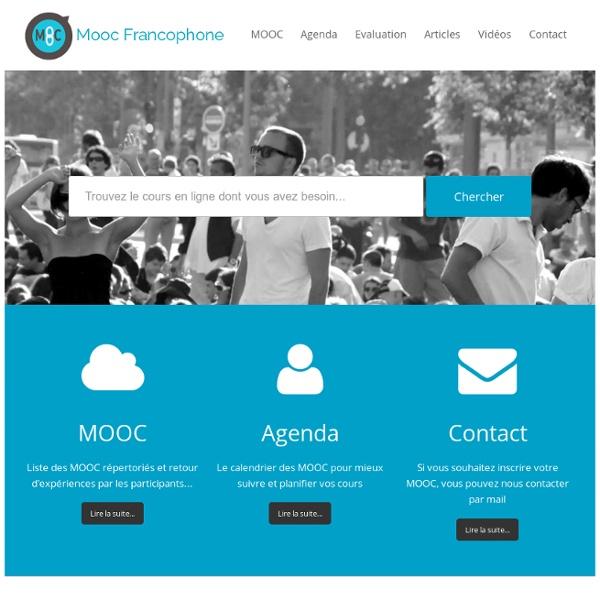 L'annuaire des MOOC Francophone