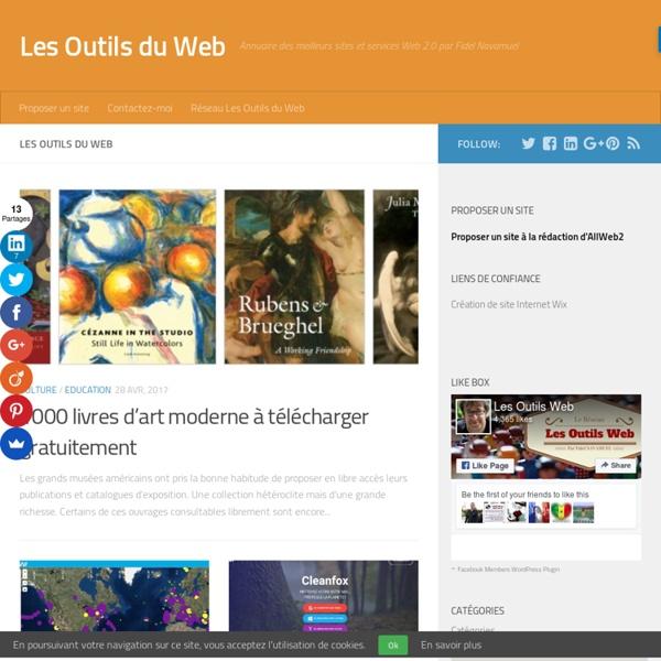 Allweb2 - Annuaire Web2