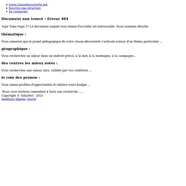 Annuaire sites éducatifs