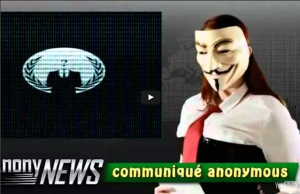 Anonymous Comment rejoindre Anonymous? (Officiel) (French)
