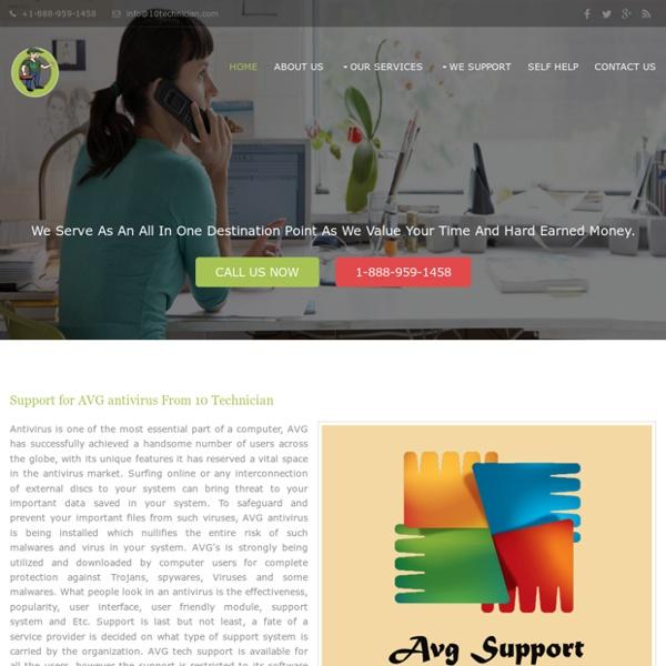 AVG Antivirus Internet Security Tech Support Phone Number