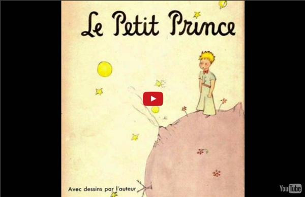 """""""Le Petit Prince"""" livre audio (Antoine de Saint-Exupéry) - Gérard Philippe"""