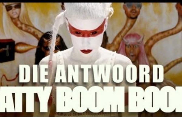 """Die Antwoord - """"Fatty Boom Boom"""""""