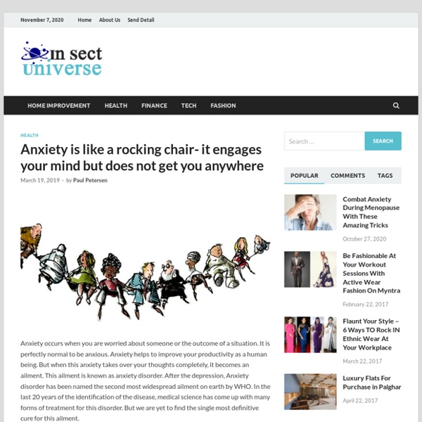 Anxiety Symptoms And The Easy Method To Beat Them