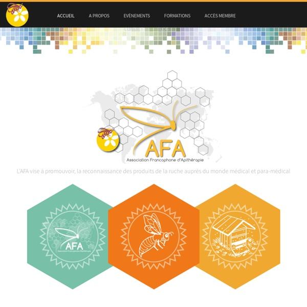 Association francophone d'apithérapie