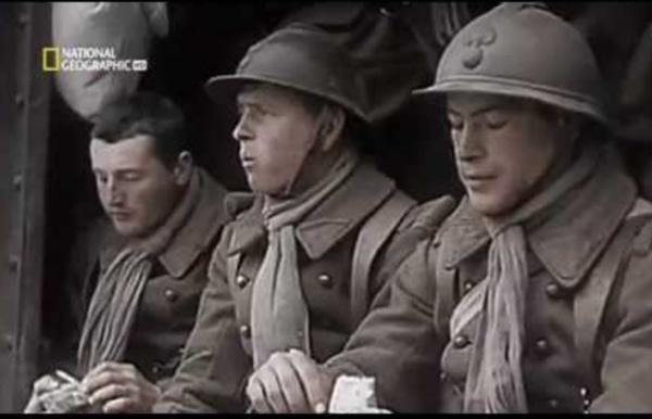 Apocalipsis La Segunda Guerra Mundial - (Capitulo 1) Agresión HD