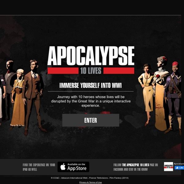Apocalypse : 1ere GM