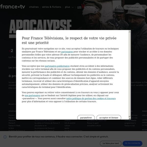 Apocalypse - Replay et vidéos en streaming - France tv