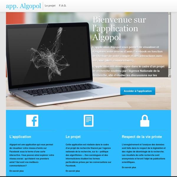 App. Algopol