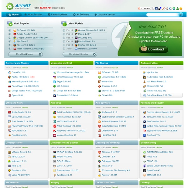 AppHit.com - Download Free Software