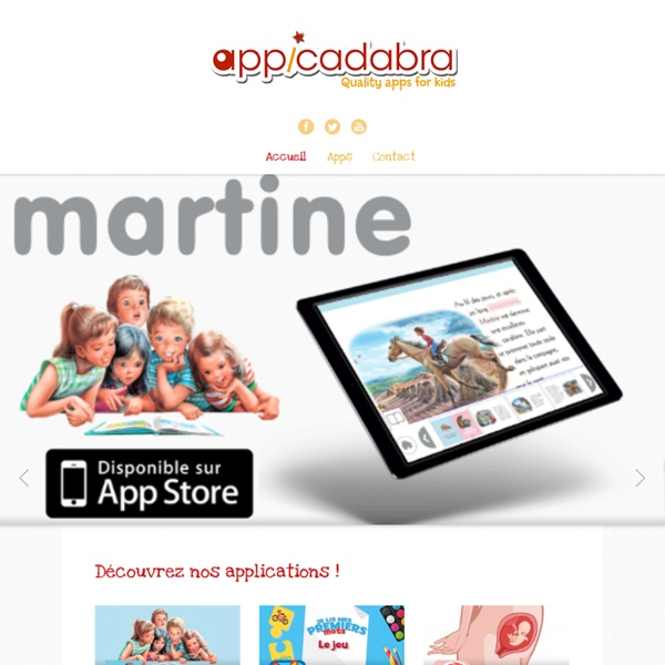 Quakity Apps for kids