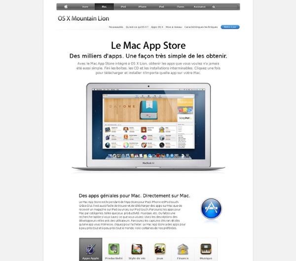 Mac App Store - MindNode Lite