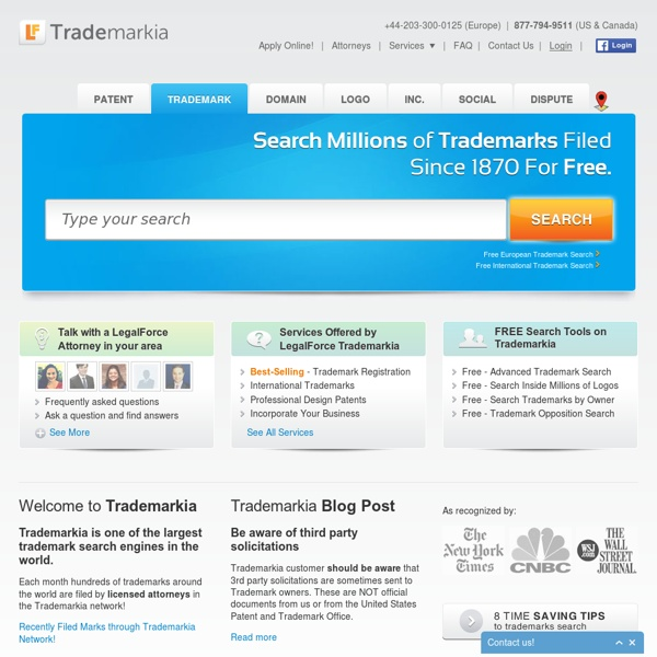Trademark filing & Trademark Registration Application