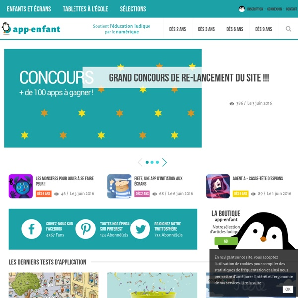 Home - App-Enfant.fr
