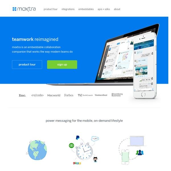 Moxtra - Mobile Collaboration