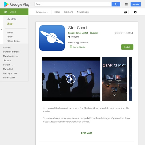 Star Chart - Android Market