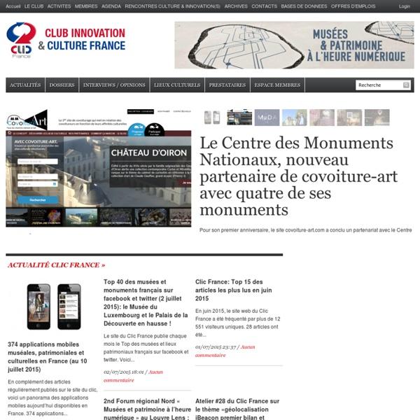320 applications mobiles muséales, patrimoniales et culturelles en France (au 2 décembre 2014)