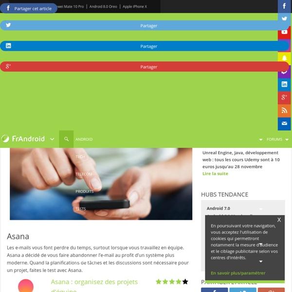 15 applications Android pour gagner en productivité