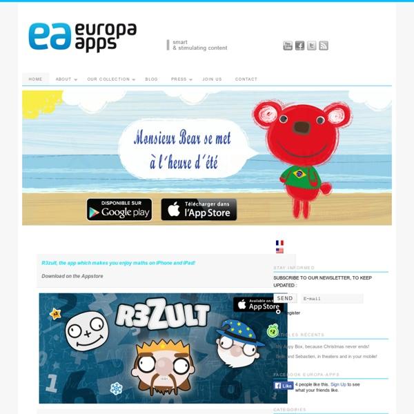 Europa apps