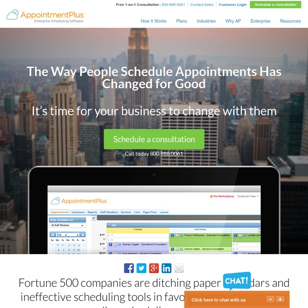 Appointment Scheduler Online Reservation Software System