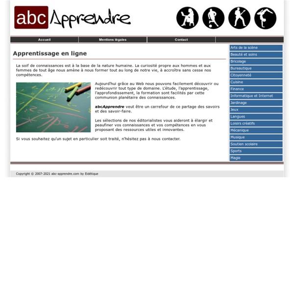 Apprendre en ligne avec abc-apprendre.com - Shiretoko