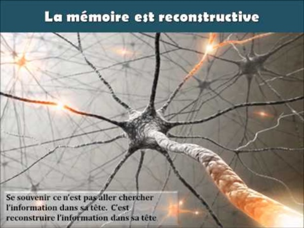 Apprendre et réussir (1): comprendre sa mémoire