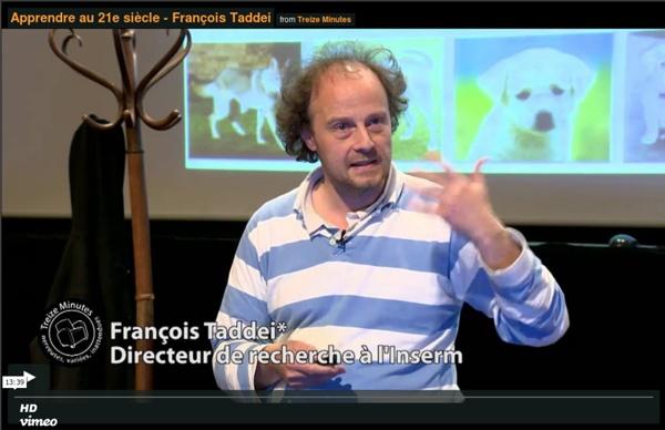 Apprendre au 21e siècle - François Taddei