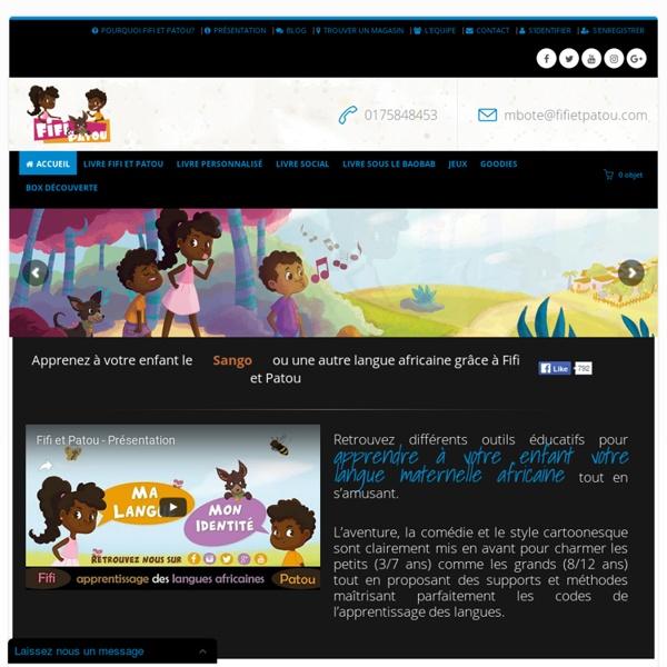 Apprentissage des langues africaines pour enfants