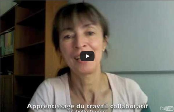 Vidéo 05 Apprentissage du travail collaboratif