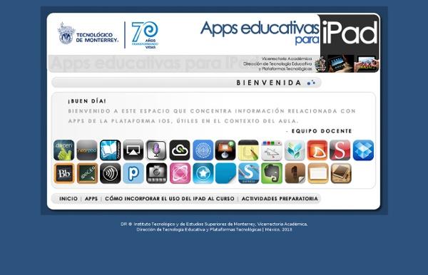 Apps educativas para iPad