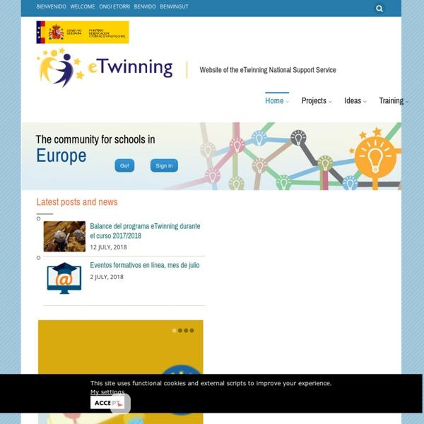 Servicio Nacional de Apoyo eTwinning