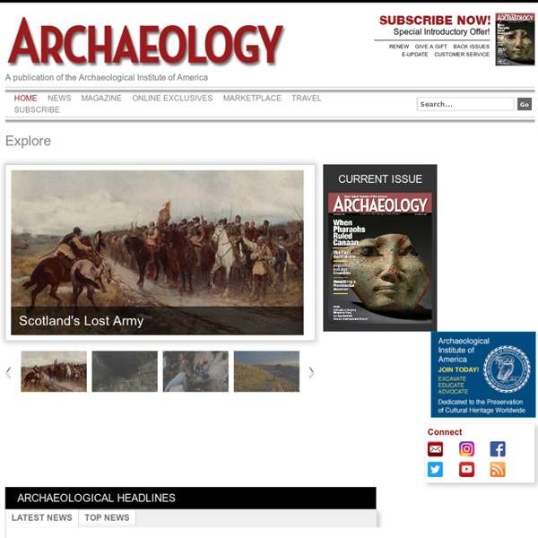 Archaeology Magazine September/October 2011 Maya, Pirates, Persian Frontier