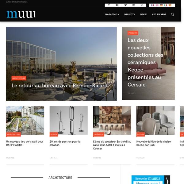 ArchiDesignClub by MUUUZ - Architecture & Design