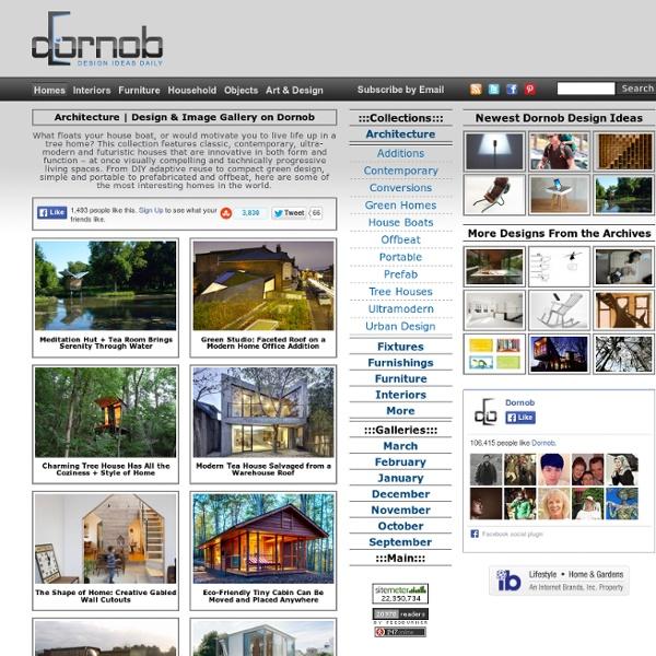 Design Idea & Image Galleries on Dornob