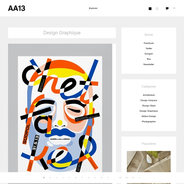 Blog / Magazine / Webzine Design Architecture Arts Appliqués - Inspiration / Tendance