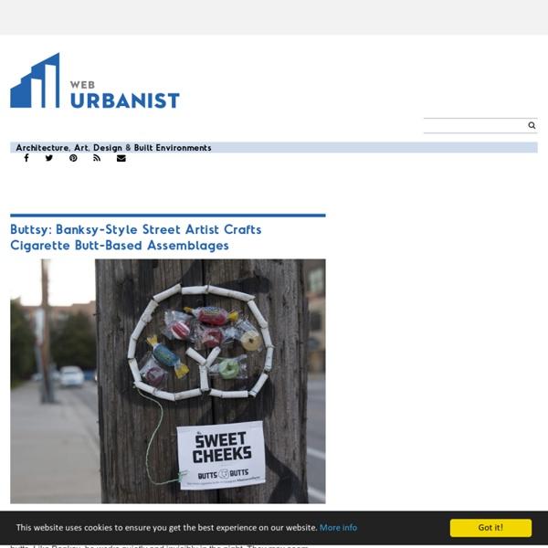 Urban Art, Architecture, Design & Travel