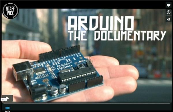 Arduino The Documentary (2010) English HD